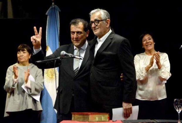 Alberto desafía a la justicia y el condenado Sergio Freixes sigue en funciones