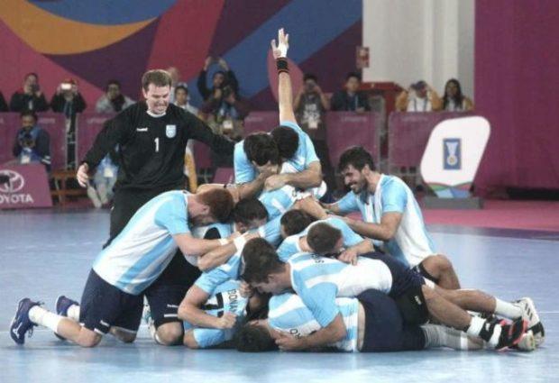Handball: Argentina ganó el oro y el vuelo a Tokio