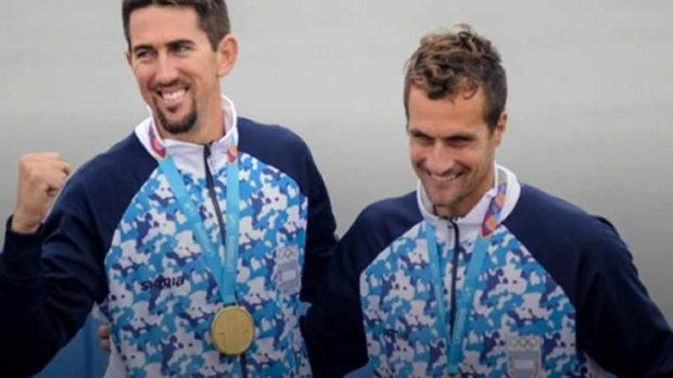 Argentina consiguió dos medallas doradas y una de bronce en remo en los Juegos Panamericanos 2019