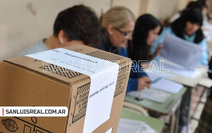 Cómo hacer para justificar tu ausencia por no ir a votar en las PASO