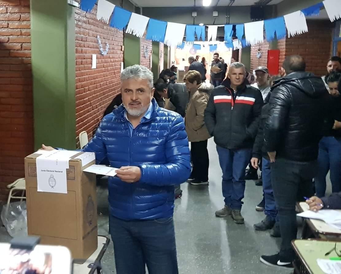 Ya votó el vicegobernador Carlos Ponce
