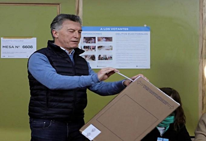 """Macri: """"Esta elección define los próximos 30 años de nuestro país"""""""