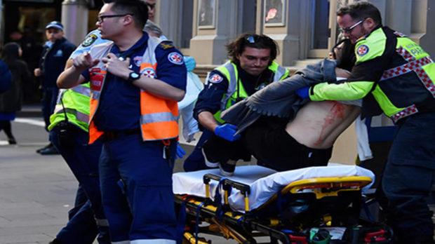 Un hombre atacó a varias personas con cuchillo en Sidney