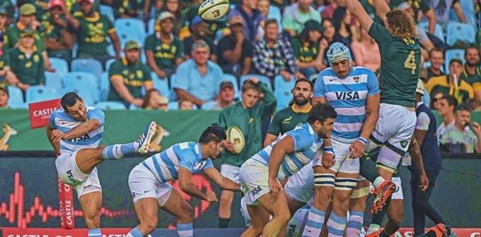 Previo al mundial de Japón: los Pumas perdieron con Sudáfrica