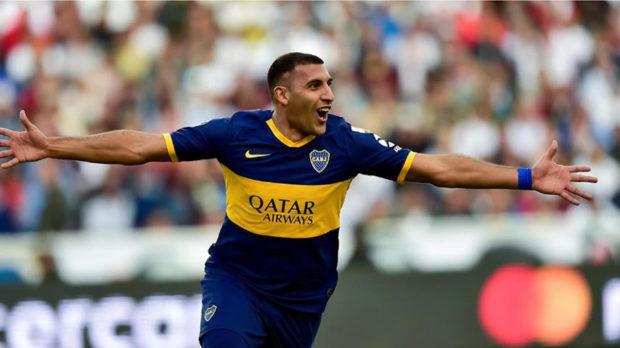 Boca goleó a Liga y quedó a un paso de meterse en semifinales de la Libertadores