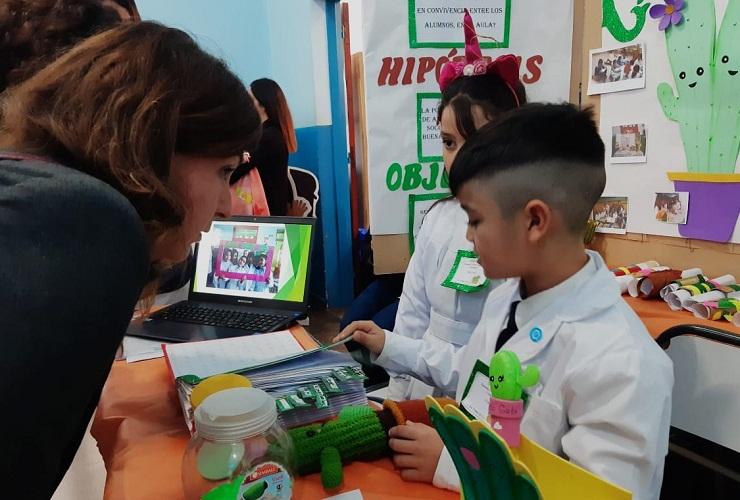Feria de Ciencias: anunciaron los proyectos destacados de la Región Educativa V
