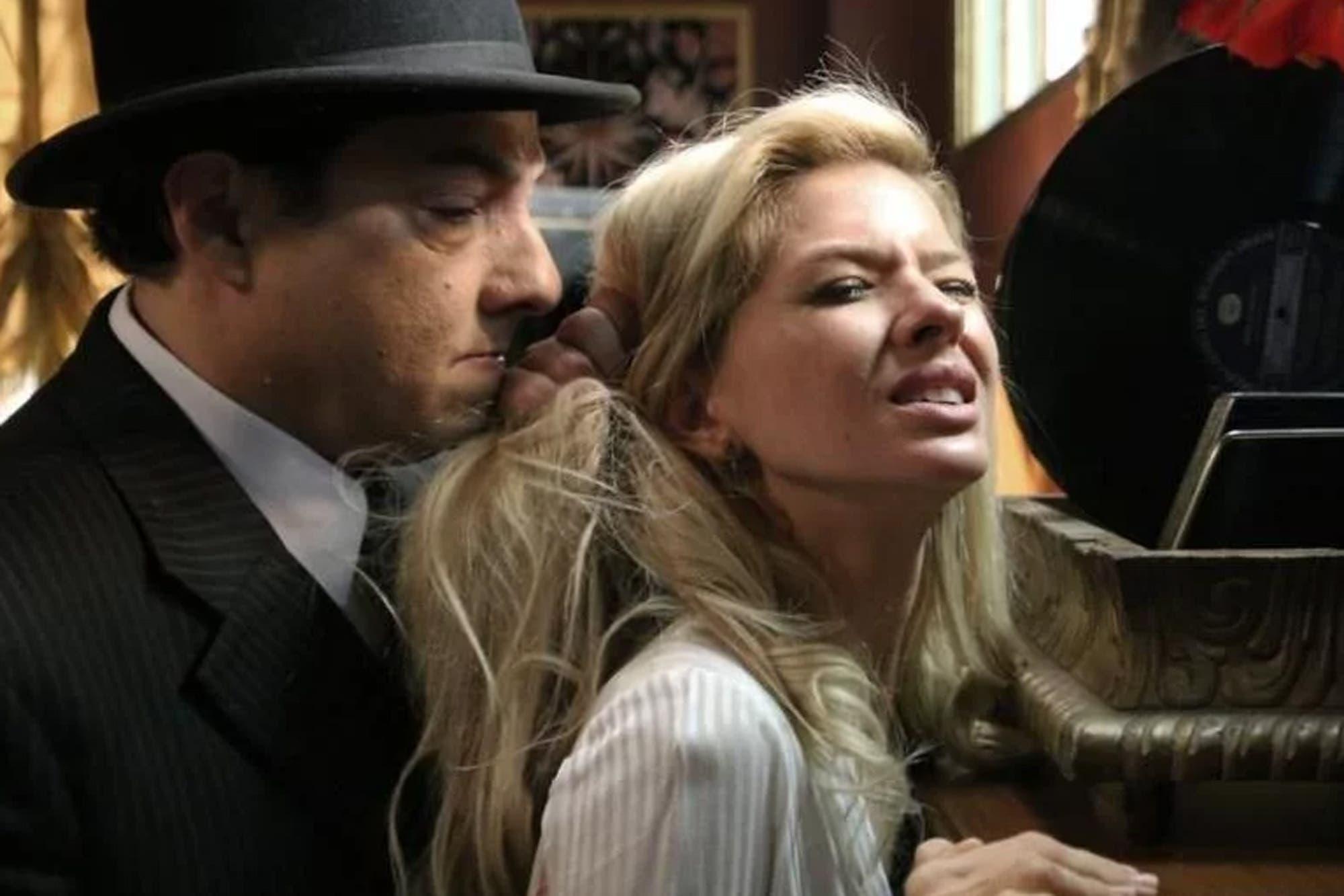 Argentina, tierra de amor y venganza: cansada de las amenazas, Raquel le dispara a Trauman
