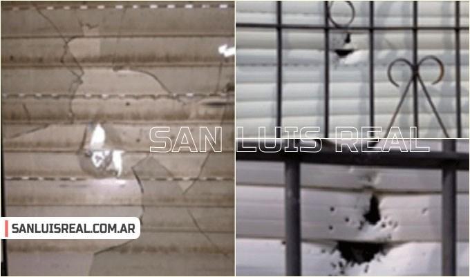 San Luis: recuperó la libertad el joven que baleó la casa de su ex novia