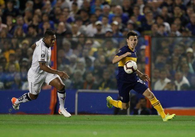 Boca igualó 0 a 0 ante Liga de Quito y es semifinalista de Copa Libertadores