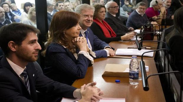 Cristina Kirchner pidió autorización para no asistir al juicio en su contra por obra pública