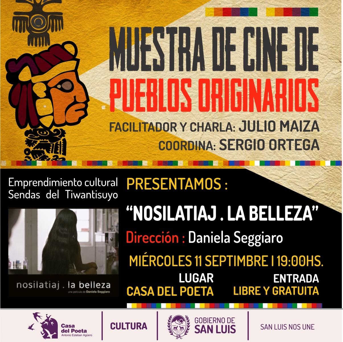 Nutrida agenda cultural en Casa del Poeta del 10 al 15 de septiembre