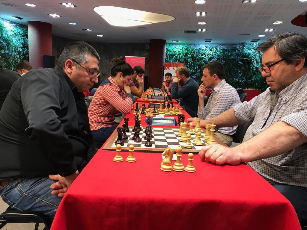 El ajedrez puso en marcha los Juegos Deportivos de Servidores Públicos