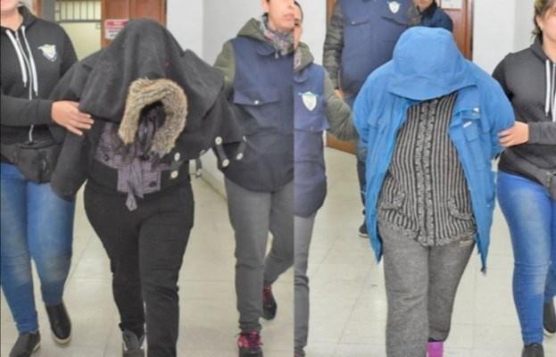 Prisión preventiva para las acusadas por la muerte del bebé encontrado en el Hospital del Sur
