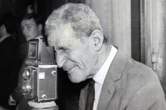 Se inaugura la muestra que recuerda al emblemático fotógrafo José La Vía