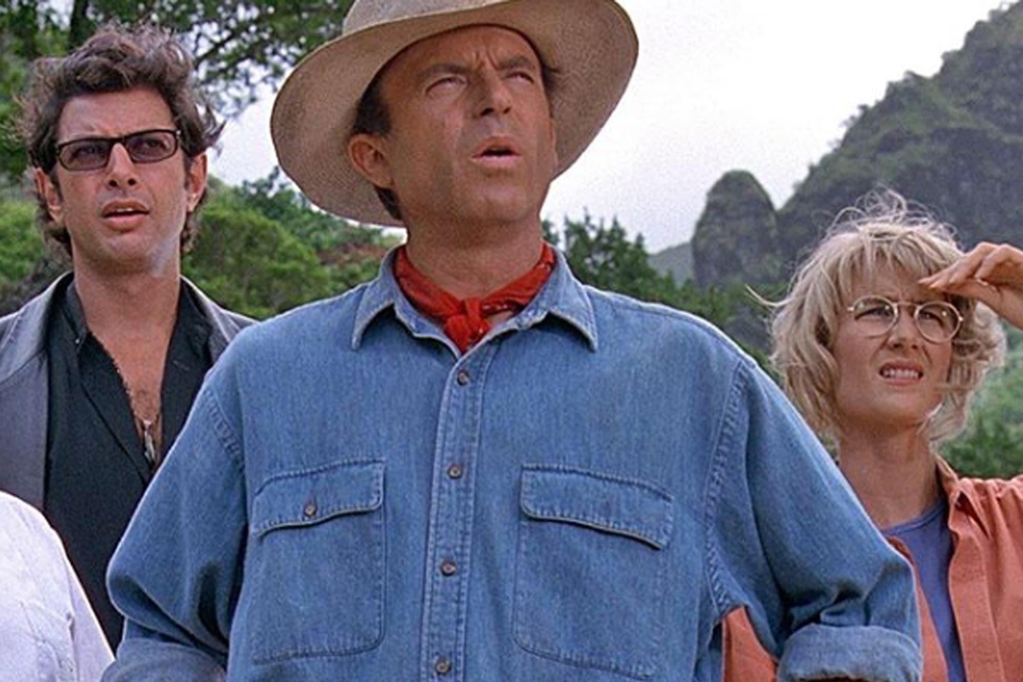 Laura Dern, Sam Neill y Jeff Goldblum vuelven en una nueva entrega de Jurassic World