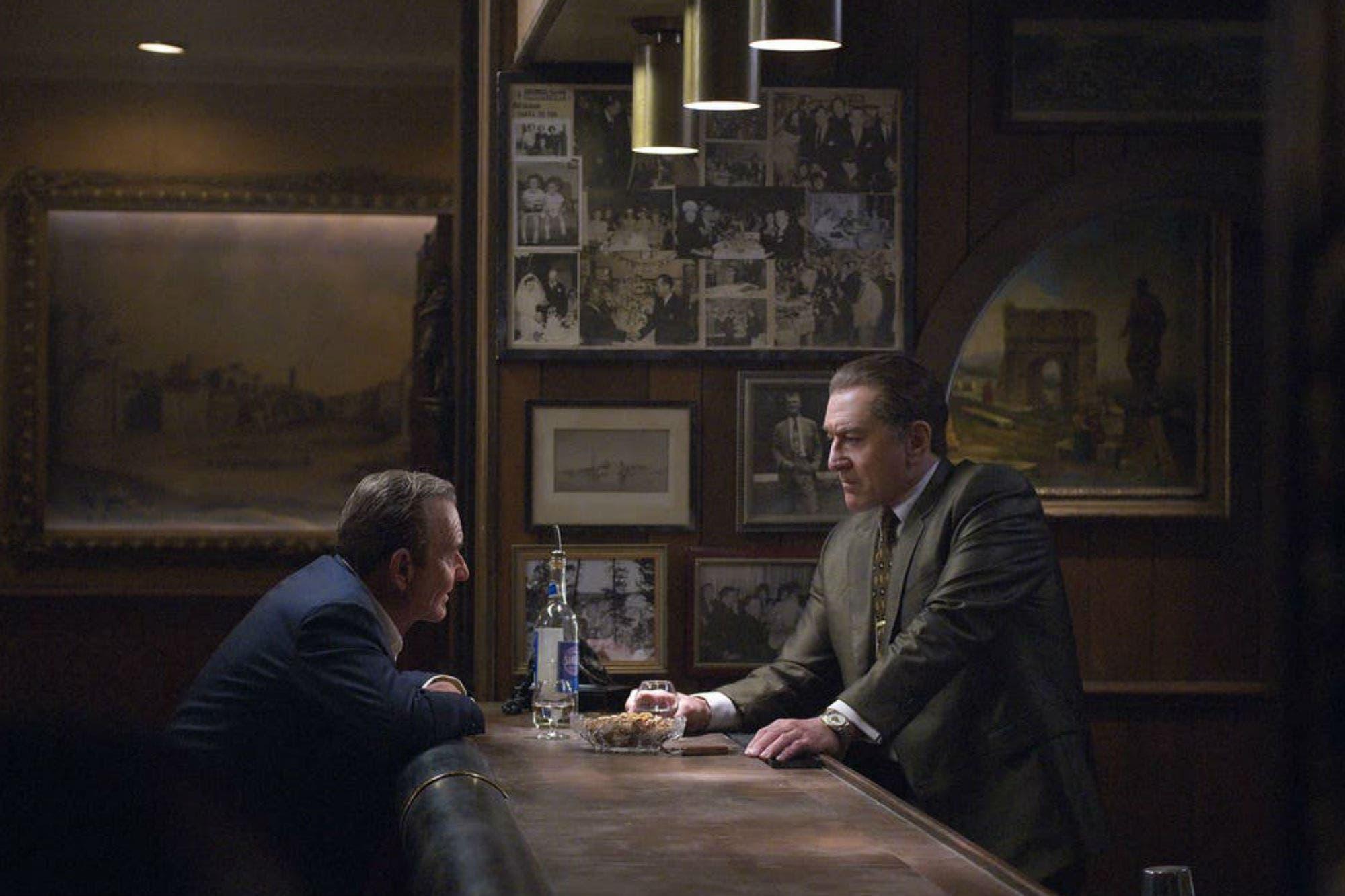 Netflix: Martin Scorsese regresa en su mejor forma en el adelanto final de El irlandés