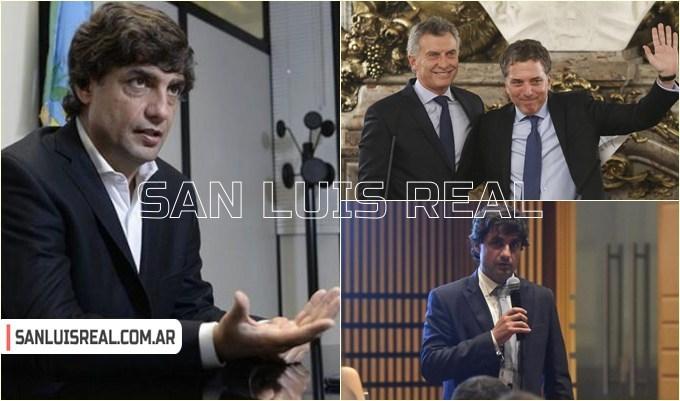"""Lacunza: """"No podemos resetear la Argentina cada cuatro años"""""""