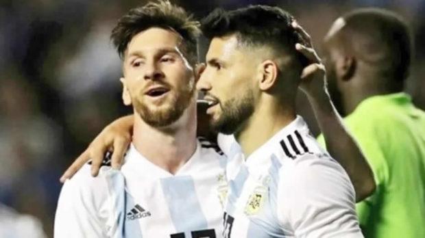 Messi y Agüero vuelven a la Selección para enfrentar a Brasil y Uruguay