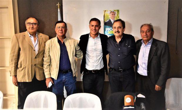 Radicales anti Macri apoyan a Picco