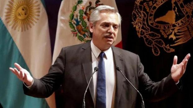 """""""El Estado debe garantizar a la mujer acceder al aborto"""", dijo Alberto Fernández"""
