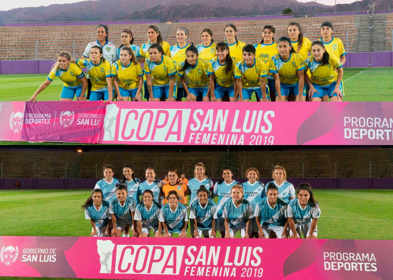 Copa San Luis: Aviador Origone y Juventud van por la primera final