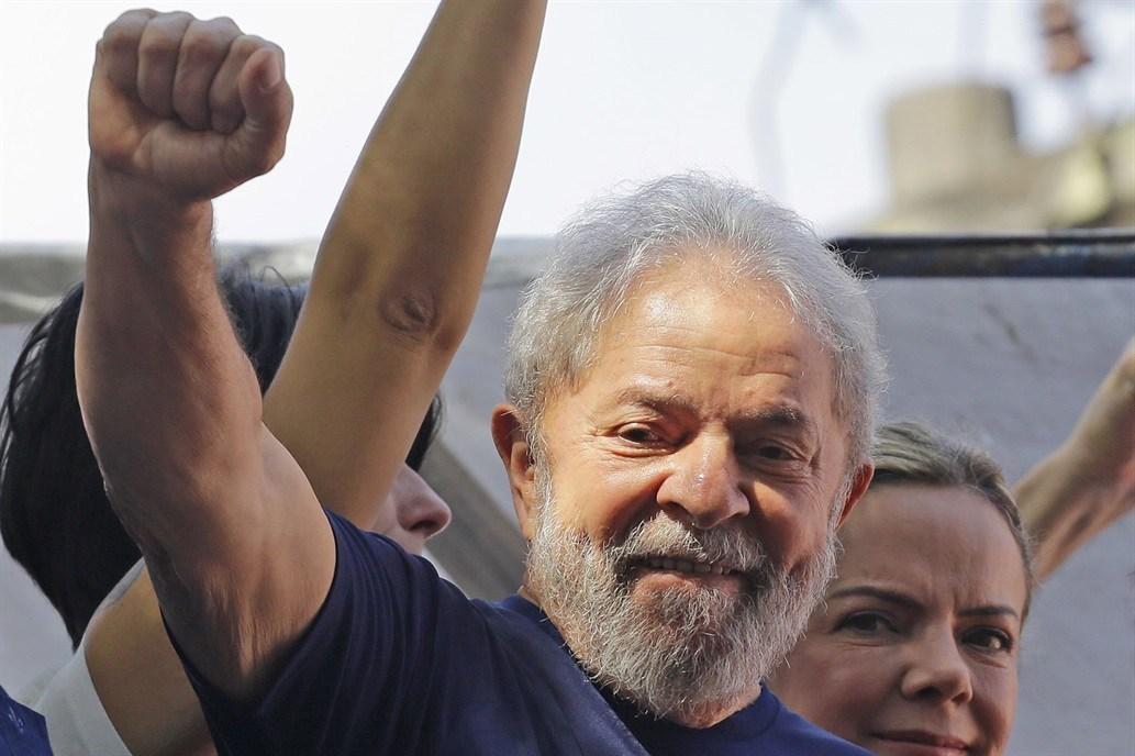 Lula da Silva a un paso de salir de prisión
