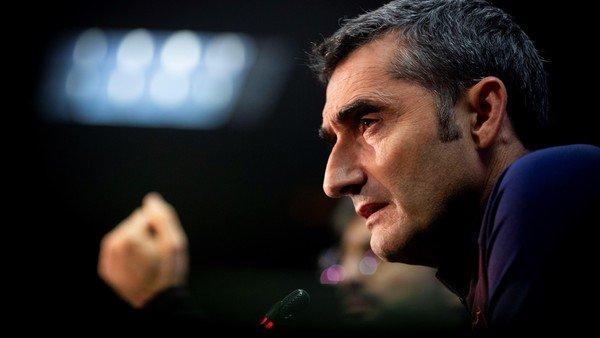 Ernesto Valverde fue claro sobre su futuro en el Barcelona