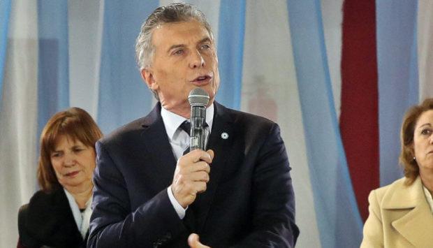 """Para Macri, """"no hay golpe de Estado"""" en Bolivia"""