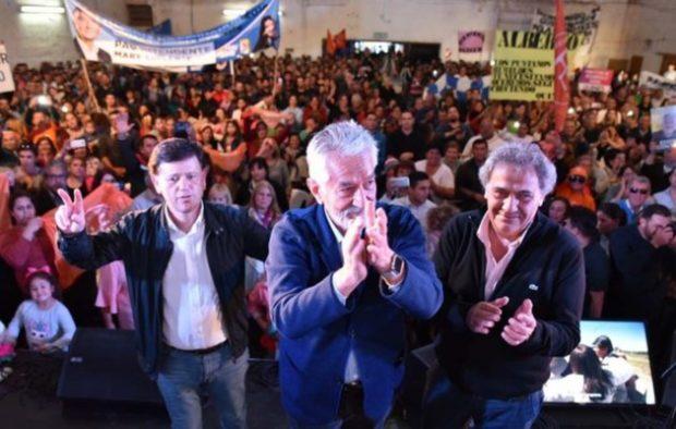 Rodríguez Saá busca amparo para el Intendente de Quines quien suma un nuevo escándalo
