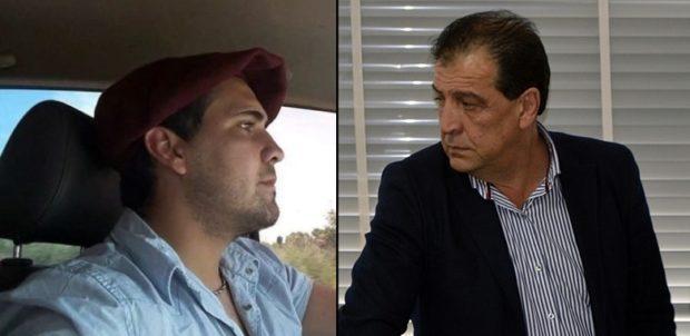 Exclusivo: Un acompañante del hijo de Freixes reconoció que mataron y abandonaron a Barroso sin auxiliarlo