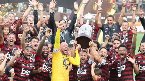 River Plate perdió la final de la Libertadores ante Flamengo