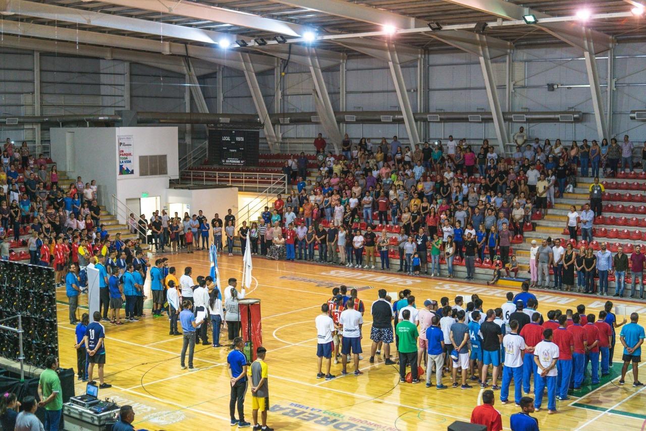 Se desarrolla en La Pedrera el Torneo Nacional de Fútbol de Olimpíadas Especiales