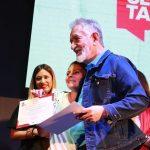 """Alberto Rodríguez Saá: """"Los jóvenes deben insertarse y participar, es necesario que tomen el poder"""""""