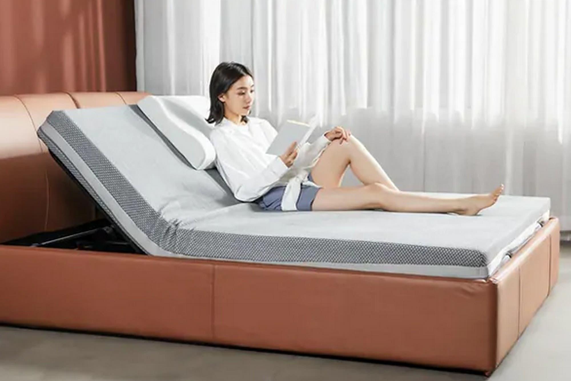 8H Milan: esta es la cama inteligente de Xiaomi con un modo anti ronquidos