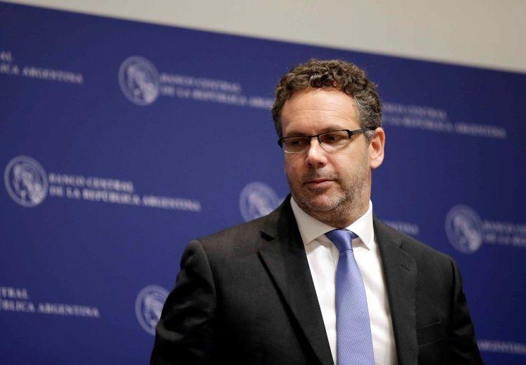 Guido Sandleris renunció al Banco Central