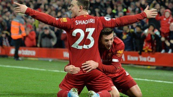 Liverpool le gana el clásico a Everton en un partidazo