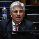 Poggi, Reutemann, Romero y Basualdo formarían el bloque de partidos provinciales en el Senado
