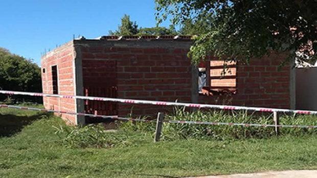 Merlo: encontraron un cuerpo sin vida en una vivienda en construcción