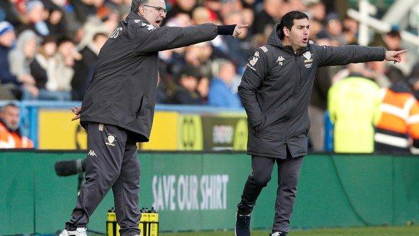 El Leeds de Marcelo Bielsa ganó y recuperó la punta