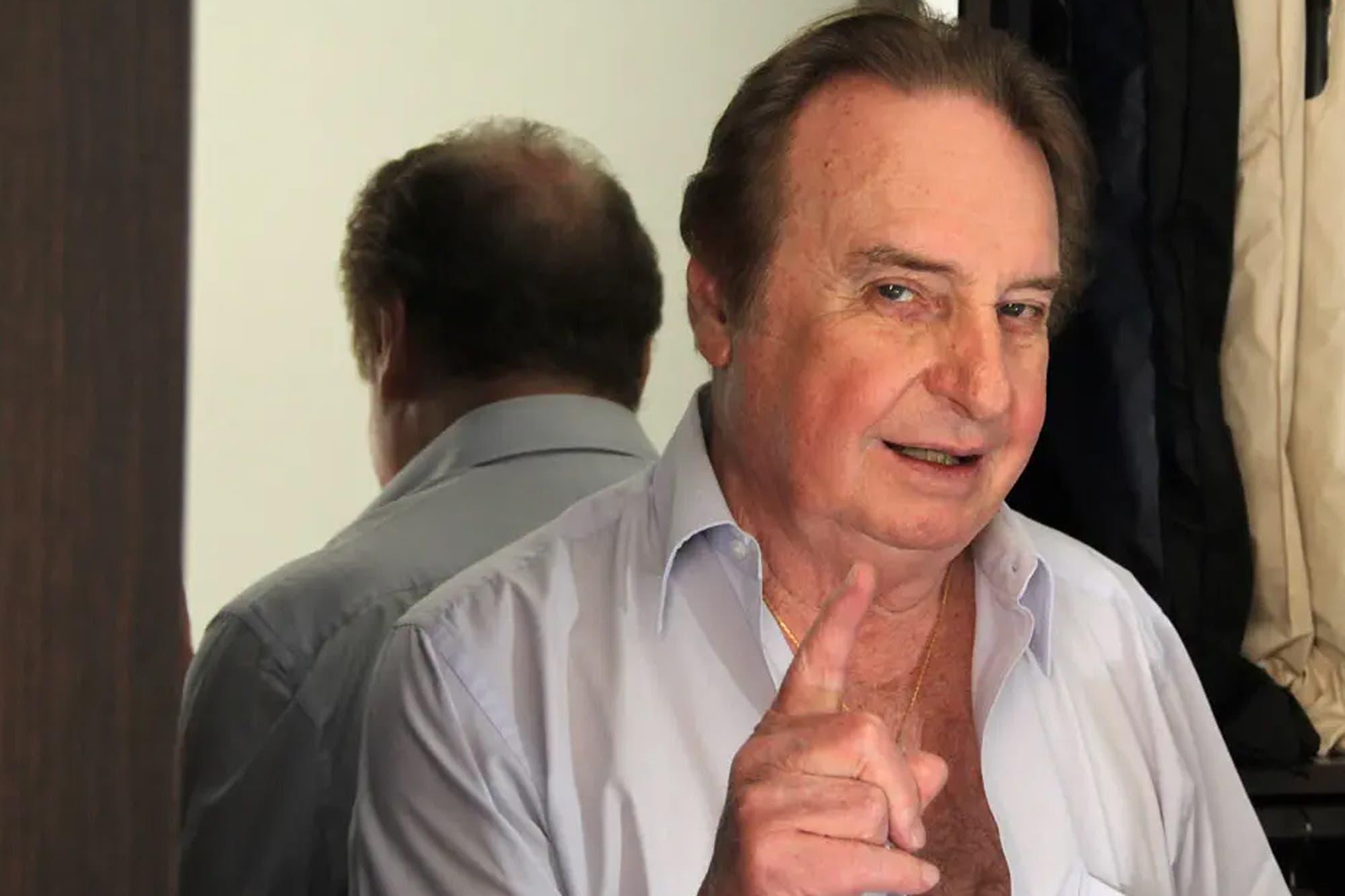 El dolor de la familia y el último adiós de los famosos a Santiago Bal en las redes sociales