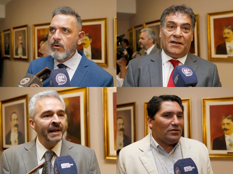 Opiniones que dejó el inicio de la nueva gestión de Alberto Rodríguez Saá