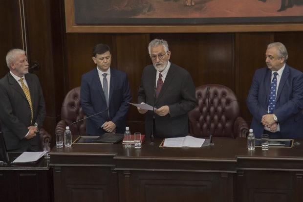 Juró Alberto, el Gobernador del hambre