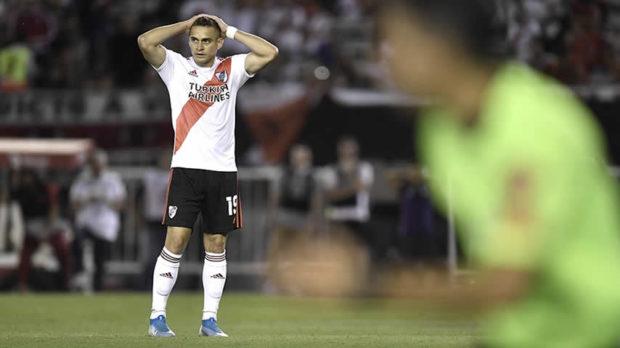 A River no le salió nada contra San Lorenzo y dejó pasar otra gran oportunidad