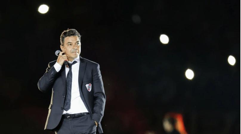 """Marcelo Gallardo sigue en River: """"El 2 de enero voy a estar acá para arrancar la pretemporada"""""""