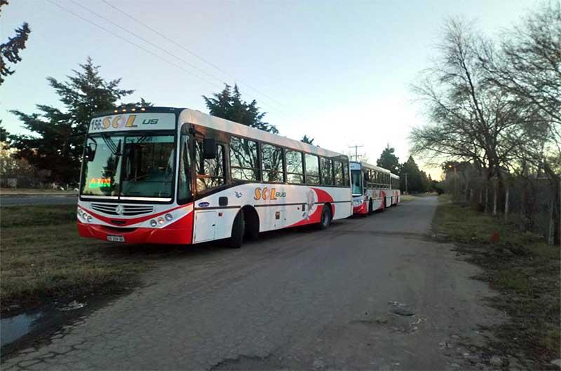 Prorrogaron hasta junio de 2020 la emergencia del transporte urbano en Villa Mercedes