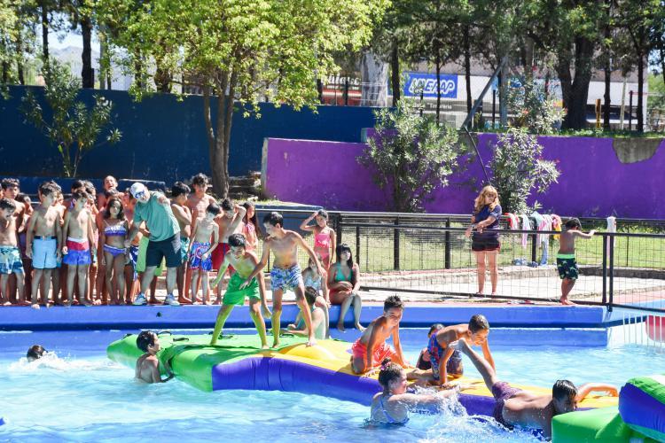 """La colonia de vacaciones del """"Ave Fénix"""" abrirá sus puertas el próximo lunes"""