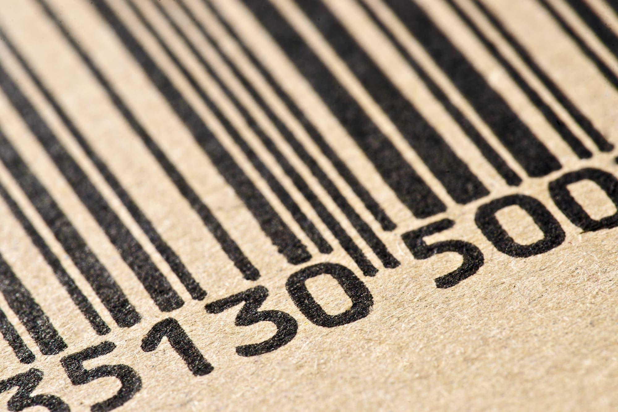 Código de barras: cómo un código que salió de la arena de una playa transformó el comercio mundial