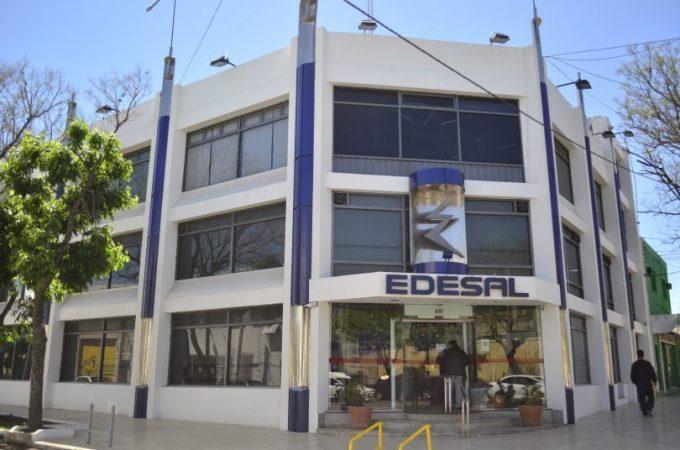 Edesal programó un corte de energía para este viernes