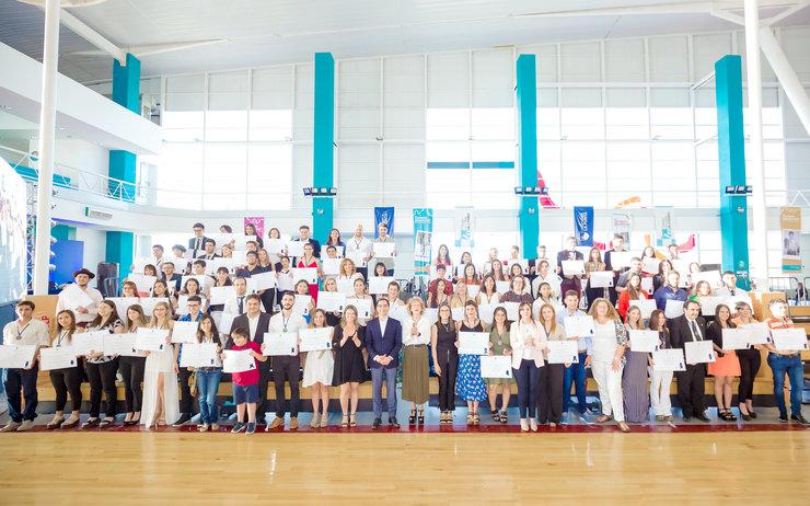 Nuevos profesionales: egresaron 95 alumnos de la ULP