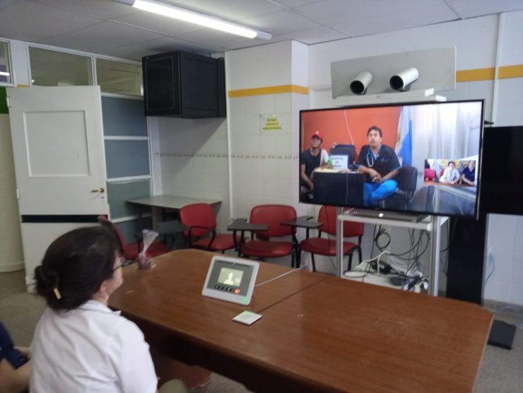 El Servicio de Neurología del Hospital San Luis se sumó a la telemedicina